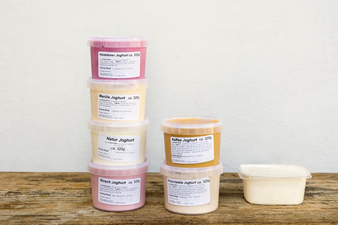 Energieeffizientes und mit viel Liebe hergestelltes Joghurt