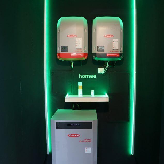 Energieschauplatz-Eröffnung Steiermarkhof Graz